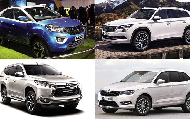 Upcoming Suvs That You Need To Look Out For In 2017