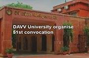 DAVV University organise 51st convocation after two-year delay