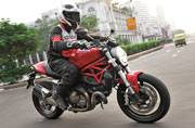 Ducati Monster 821 is a bike that one needs and has to have