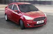 Ford Aspire gets an upgrade in the airbags department