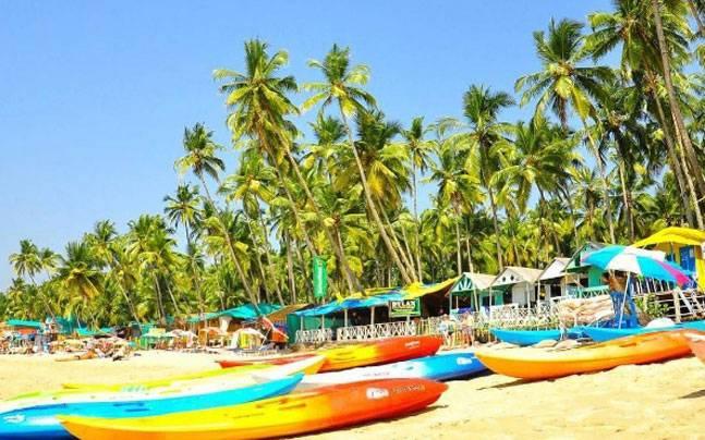 Goa registers around 5 million tourist arrivals annually