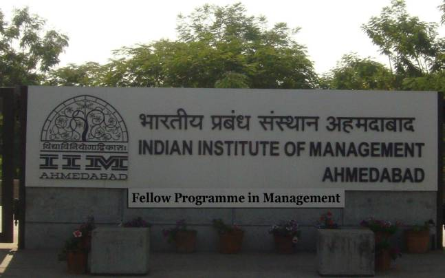 IIMs to provide FPM to groom faculty from the reserved