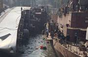 INS Betwa mishap: Navy orders probe, uneven weight balance suspected to be cause of accident