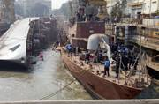 INS Betwa slippage: Never seen anything like this, negligence likely cause, says naval community