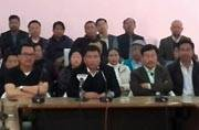 BJP forms government in Arunachal Pradesh after 33 PPA MLAs led by Pema Khandu switch over
