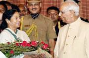 Not invited for flower show, Bengal Governor blames CM Mamata for the snub