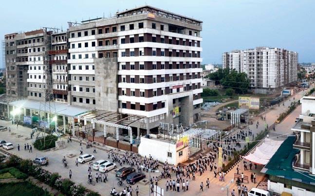 Allen Career Institute in Kota