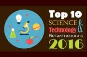 science technology breakthroughs 2016
