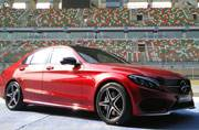 Mercedes Benz launches AMG C43 4MATIC sedan in India, priced at Rs 74.35 lakh
