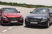 Mercedes Benz C250D vs Mercedes Benz C63 AMG: Executive-Sedan vs Super-Sedan