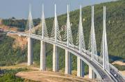 Millau Viaduct: 10 fascinating facts about the tallest bridge in the world