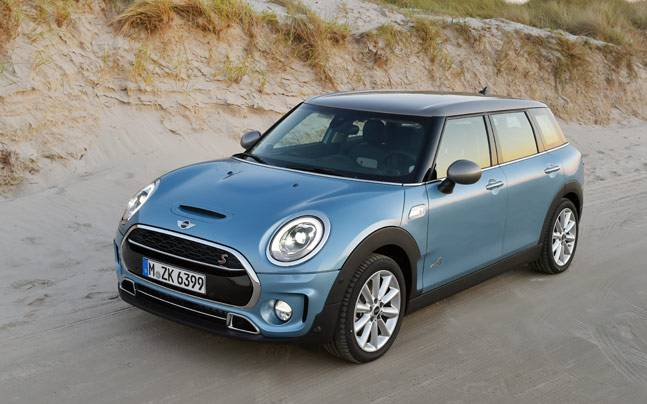 Mini Cooper Clubman All4 Launched In India At Rs 3790 Lakh Auto News