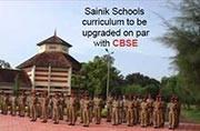 Maharashtra: Sainik Schools to upgrade curriculum to CBSE level