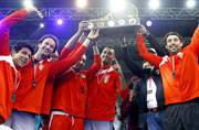 Singapore Slammers hammer Indian Aces to retain IPTL crown