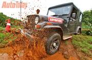Mahindra Thar Club Challenge 2016 turns out to be a hit