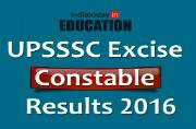 UPSSSC Excise Constable Results 2016: To be declared soon at upsssc.gov.in