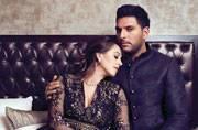 SEE PIC: Yuvraj Singh and Hazel Keech's adorable post-wedding selfie will make you smile