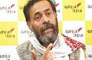 Yogendra Yadav slams RBI Governor, says Patel is just a doorkeeper who allows robbery