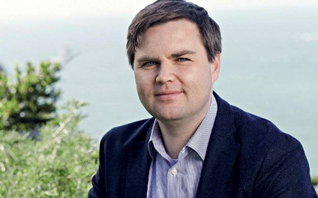 Hillbilly Elegy A Memoir of a Family and Culture in Crisis by J.D. Vance