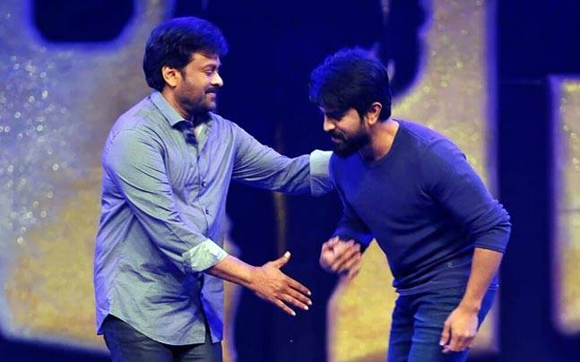 after khaidi no 150 chiranjeevi ram charan to work together