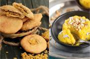 From scrumptious kachoris to sweet halwa, moong dal can help you make a number of dishes. Picture courtesy: Pinterest/Tarla Dalal/Cook with Manali