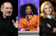 What successful people like Steve Jobs, Mark Zuckerberg and Oprah Winfrey did in their 20's