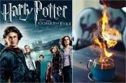 This Harry Potter-themed cafe serves real goblets of fire!