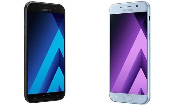 Samsung Galaxy A5 (2017) and Galaxy A7 (2017): Full specs