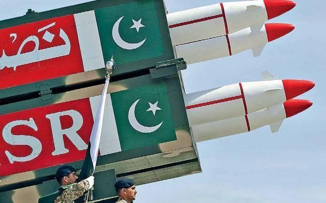 Babur 3 missile