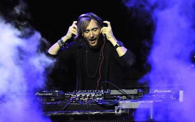 DJ David Guetta. (Photo: Reuters)