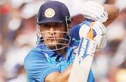 Mahendra Singh Dhoni's shot at redemption in T20 cricket