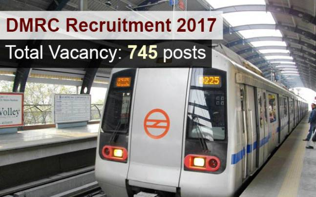 DMRC hiring for over 700 posts, get paid upto Rs 25,000: Apply before January 28