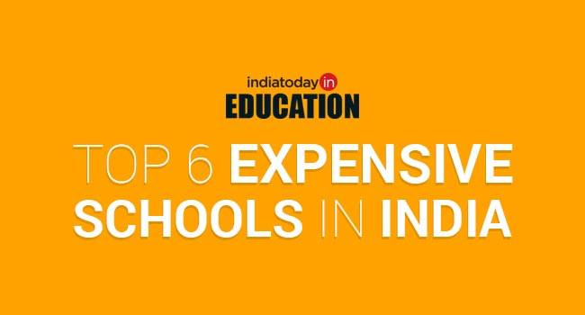Top 6 most expensive schools in India - Education Today News
