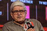 Gopalkrishna Gandhi at India Today Conclave South