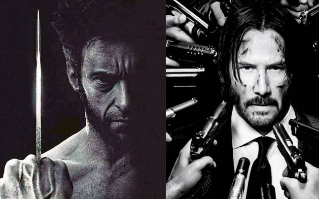 Logan To John Wick 2 Here Are 2017s Most Anticipated Hollywood