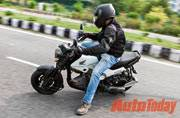 Riding the Honda Navi to office, Royal Enfield reveals Redditch series of motorcycles and more