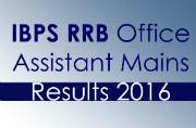 IBPS CWE RRB V Office Assistant Mains 2016: Results likely to be declared today at ibps.in