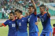 India rise to 129 in FIFA rankings, best ever position in a decade