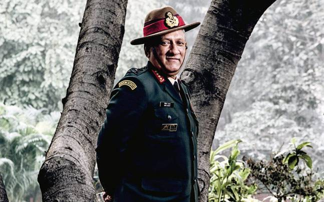 Lt General Bipin Rawat