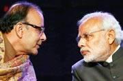 Narendra Modi and Arun Jaitley