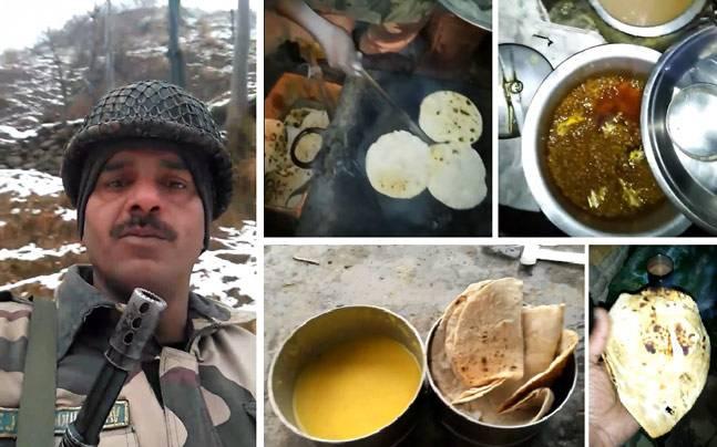 BSF jawan Tej Bahadur Yadav alleges deplorable conditions in J&K