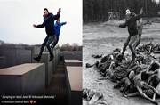 Humiliating selfies: Artist shames tourists who took insulting photos at Holocaust Memorial