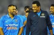 MS Dhoni managed senior players well: Anil Kumble