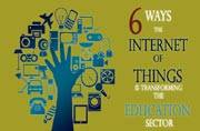 6 ways the Internet of Things is transforming the education sector