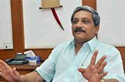 Manohar Parrikar snubs BJP v/s AAP scenario in Goa polls, says contest with Congress only