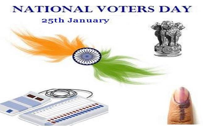 essay on national voters day