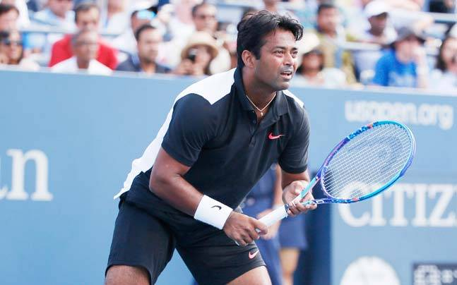 Paes Out Of Men S Doubles In Australian Open Sports News