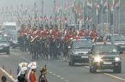 68th Republic Day: India showcases military might, cultural diversity during spectacular parade at Rajpath