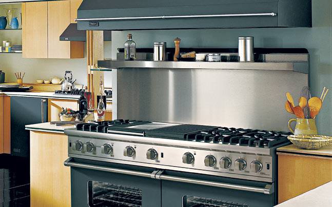 Kitchen Concept By Three Sixty Degree With Appliances From Viking. Photo  Courtesy: India Today