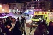 Quebec Islamic Cultural Centre shooting